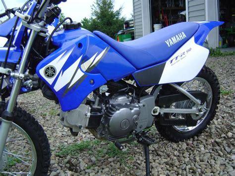 Yamaha Ttr90ev Youth Motorcycle (2006) Super For Sale On