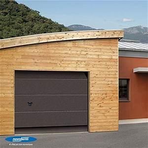 Porte De Garage Novoferm : portes de garage motorisation les mat riaux ~ Dallasstarsshop.com Idées de Décoration