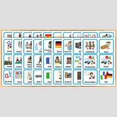 Free!  Ks1 Visual Timetable