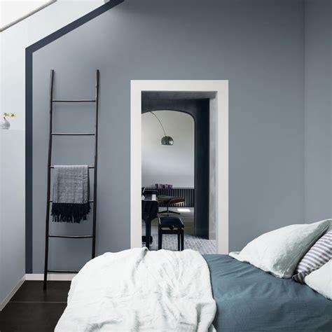 couleur peinture chambre parentale 1000 idées sur le thème salles de bains gris bleu sur