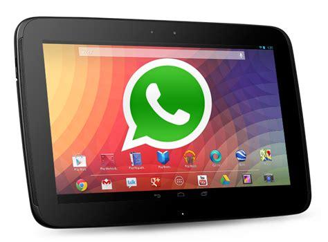 whatsapp messenger for android tablets meu zapzap instalar whatsapp no tablet dicas e