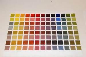 On Making Color Charts Rose Fine Art