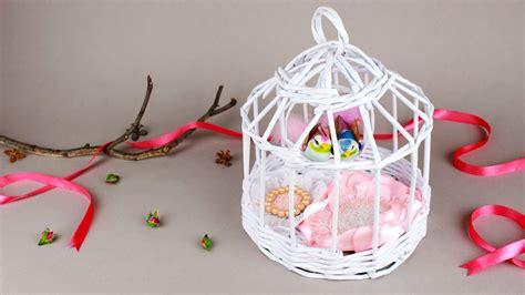 Decorative Birds - diy decorative bird cage
