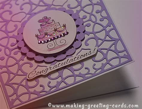 unique wedding greeting cards