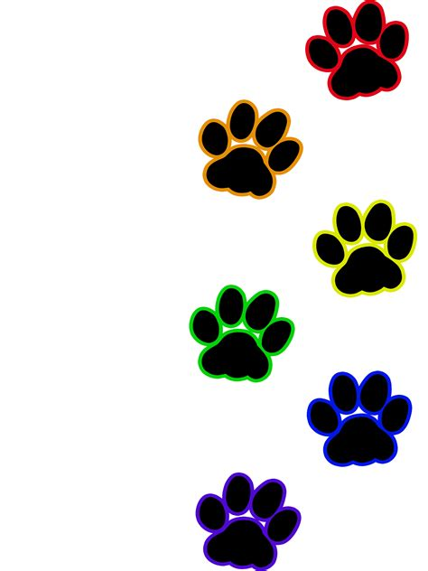library  cat paw picture library stock png files clipart