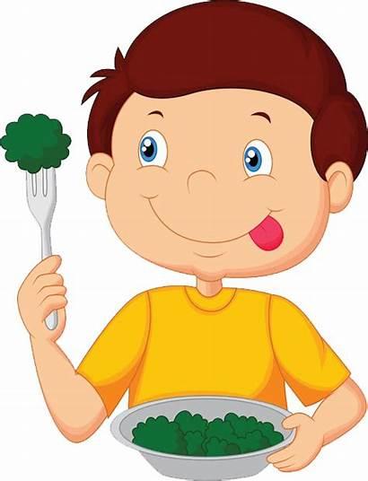 Eating Cartoon Eat Boy Clipart Child Transparent