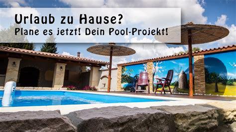 Poollandschaft Für Zuhause by Urlaub Zuhause So Wird S Gemacht Ein Eigener Pool Im
