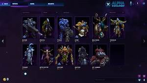 Heroes Of The Storm Store Prices List