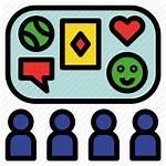 Icon Activity Social Community Society Recreation Icons