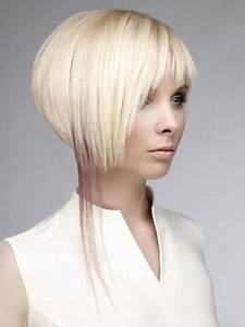 Coupe Carré Visage Rond : coupe cheveux fins sans volume visage rond ~ Melissatoandfro.com Idées de Décoration