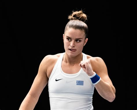 Just click on the category name in the left menu and select your tournament. Maria Sakkari moves up in new career-high ranking - Greek City Times