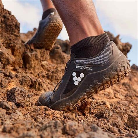 vivobarefoot primus trail fg mens charcoal black vb