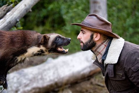Interview with Coyote Peterson, host of Brave Wilderness ...