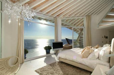 idées déco chambre à coucher magnifiques chambres avec une vue à couper le