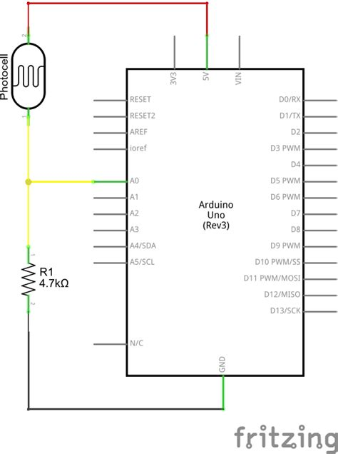 Photocell Hookup Guide Learn Sparkfun