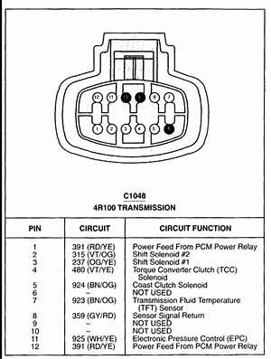 1994 E4od Transmission Wiring Diagram 26115 Netsonda Es