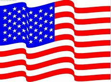Free usa flag outline coloring pages