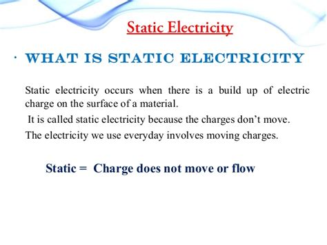what is the use of static electricity