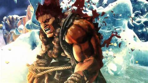 Street Fighter X Tekken Akuma And Ogre Cinematic Trailer