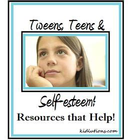 spin doctor parenting tweens teens   esteem