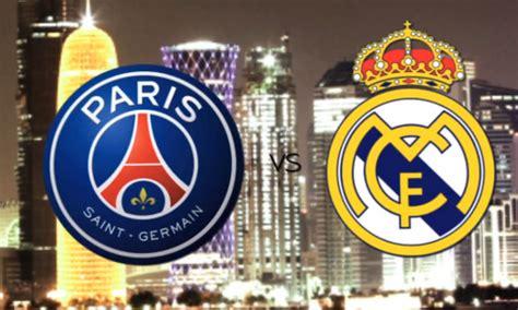 PSG - Real Madrid : les compos officielles
