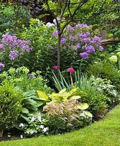 Sommerblumen Für Schatten : gartenideen pflanzplan f r blumenbeete living at home ~ Michelbontemps.com Haus und Dekorationen