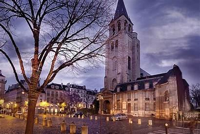 Germain Saint Des Pres Church Paris Theatre