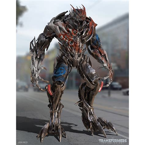 transformers   dreads concept art