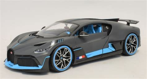Each model has been replicated in popular scales and features a factory painted metal body with multiple coloured plastic detailing parts. Bugatti Divo Escala 1:18 Bburago $1290 oUzEV - Precio D México