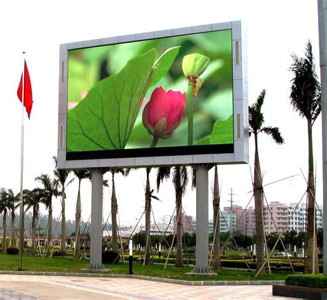 media iklan led display indoor outdoor iklan videotron