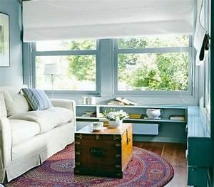 Runder Bunter Teppich : 15 originelle und extravagante ideen f r innendekoration mit truhen ~ Sanjose-hotels-ca.com Haus und Dekorationen