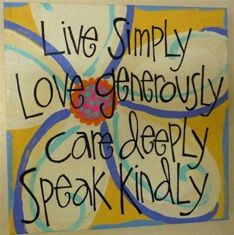 Image result for live simply
