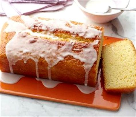 recipe cake lemon loaf pound