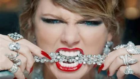 Taylor Swift makes a fiery comeback; debuts latest music ...