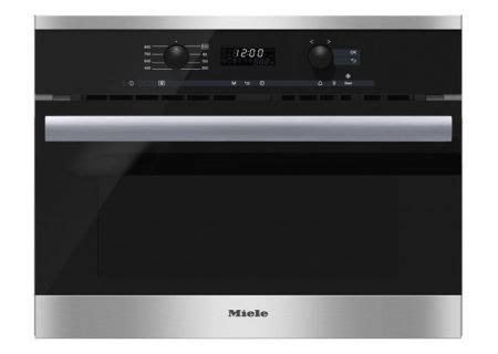 miele 24 quot pureline built in microwave oven m6260tc