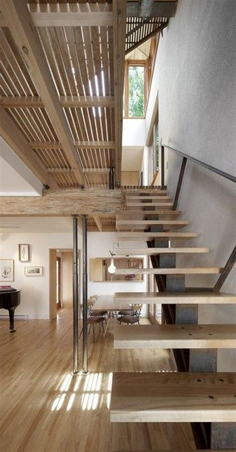 modern  minimalist staircase designs homemydesign