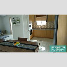 2 Bedroom Home Brand New March '19 For Sale Khao Kalok