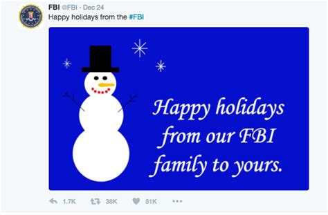 Fbi Twitter Message On Microsoft Paint Causes People To
