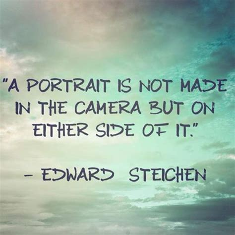 edward steichen photography quotes inspiration