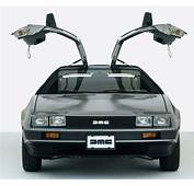 DeLorean Auto History What Happened To The Company  Time