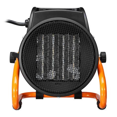 kw industrial fan heater electric heater fan tilting
