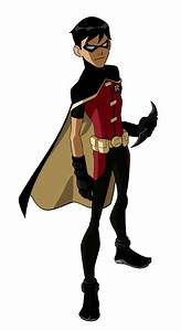 Robin (Heroes of the Future) - Young Justice Fanon Wiki