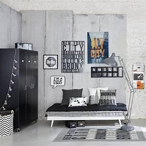 Chambre Deco Industrielle : les 25 meilleures id es de la cat gorie chambre ado ~ Zukunftsfamilie.com Idées de Décoration