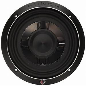 Rockford Fosgate Punch P3 Subwoofer Review