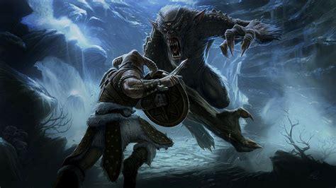 The Elder Scrolls V Skyrim Concept Art By Ray Lederer