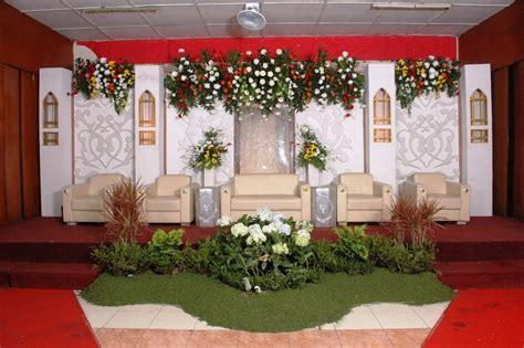 Gambar Dekorasi Dekorasi Pernikahan Simple Elegant Untuk