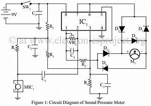 Sound Pressure Meter  U2013 Electronics Project
