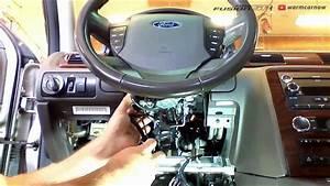 Remote Start Ford Fusion 2010-2012