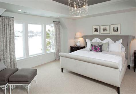 chambre couleur gris peinture chambre adulte gris deco maison moderne