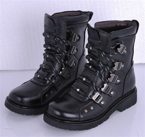 Reallycute Cheap Combat Boots For Men All